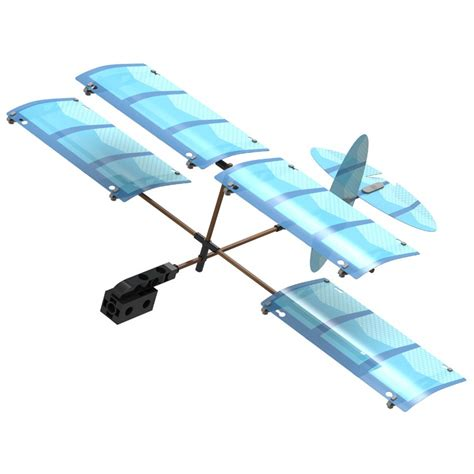 Ultralight Airplanes Gliders Building Science Kit