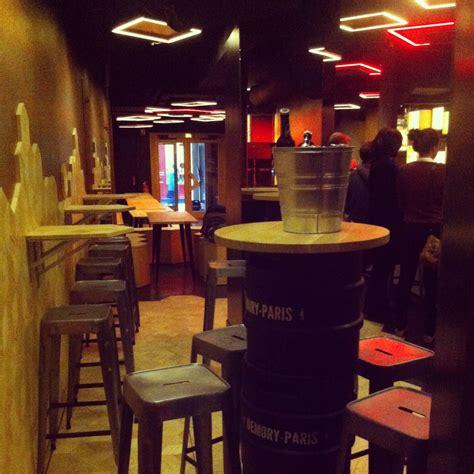 atelier cuisine etienne demory bar bar à bières cocktails à 4 jeannine