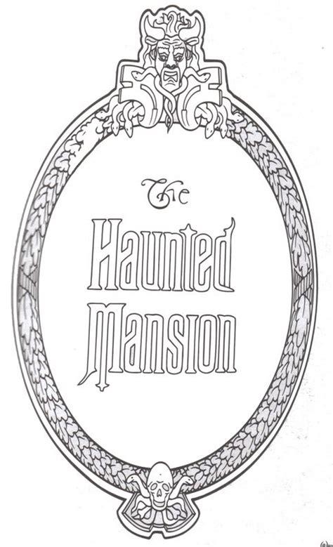 orleans square haunted mansion disney haunted mansion haunted mansion disney scrapbook