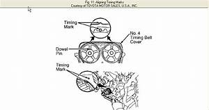 I Need The Timing Diagram And Head Bolt Torque Specs For A 2001 Lexus Is 3000  The Engine Is The