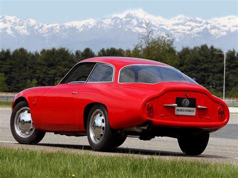 Alfa Romeo Giulietta SZ Sprint Zagato Coda Tronca 1961 ...