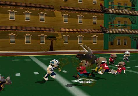 How To Play Backyard Football - backyard football 10 usa iso