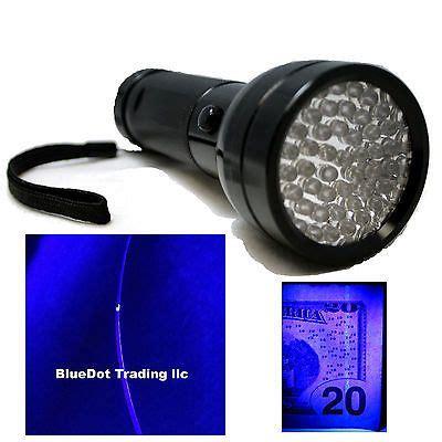 bed bug detector light lice egg nit detection uv ultra violet blacklight 51 led
