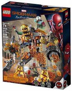 Lego, Spider-man, Far, From, Home, Sets, Up, For, Order