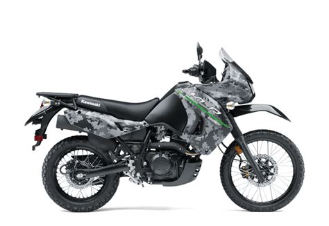 2017 Klr™650 Dual Purpose Motorcycle By Kawasaki