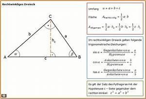 Gleichschenkliges Dreieck C Berechnen : die besten 25 dreiecksberechnung ideen auf pinterest ~ Themetempest.com Abrechnung