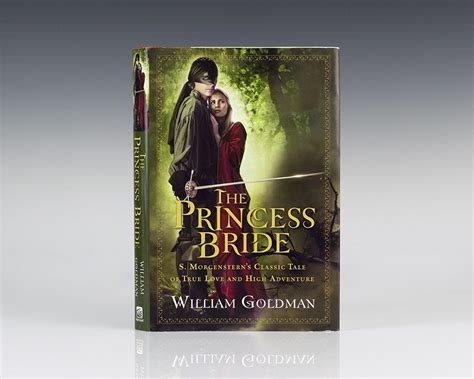princess bride william goldman  edition signed