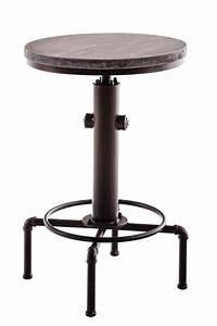 Tisch Metall Holz : metall stehtisch lumos holz bartisch hydrant bistrotisch tisch industrie design ebay ~ Whattoseeinmadrid.com Haus und Dekorationen