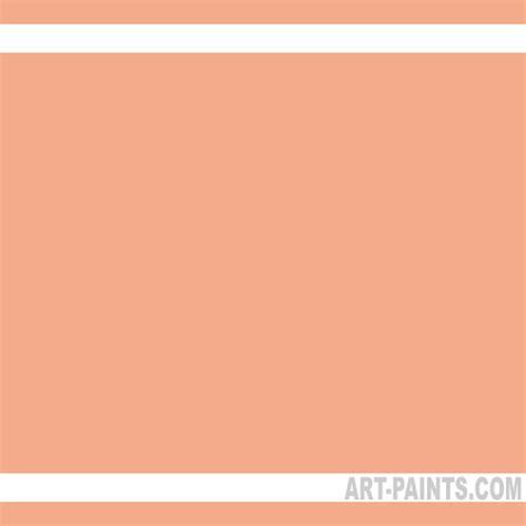 Peach Blossom Opaque Stain Ceramic Paints  112 Peach