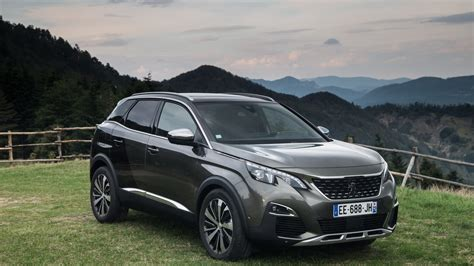 peugeot 3008 2017 prix 2017 peugeot 3008 could spawn spicy gti version