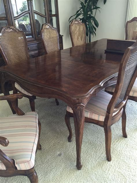 henredon dining table ebay