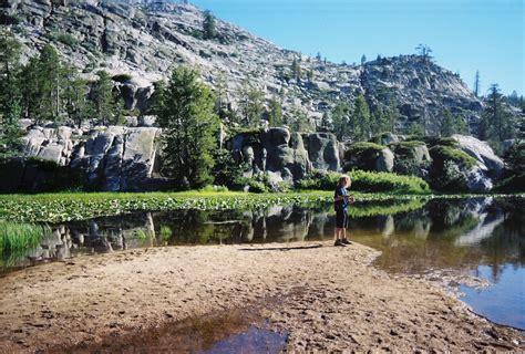 matt fishing  grouse lake