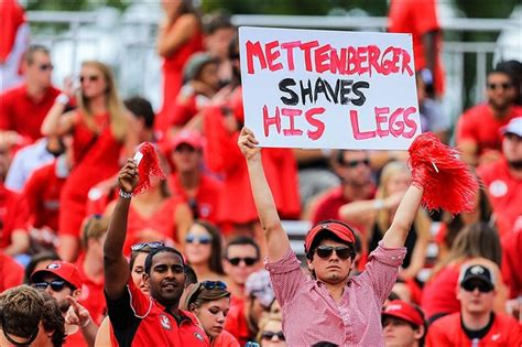 Best College Gameday Signs