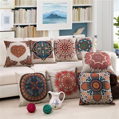Aliexpresscom  Buy Boho Classic Style Square Cushion