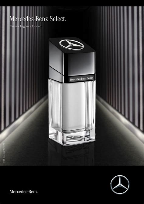 Mercedes Select Mercedes Cologne A New Fragrance For 2018