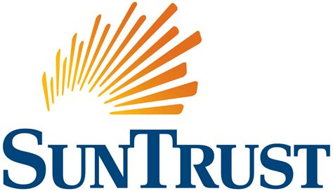SunTrust Logo / Banks and Finance / Logonoid.com