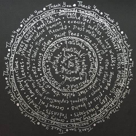 Art Therapy Spot ? Gratitude Mandalas