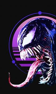 2932x2932 Retro Venom Art Ipad Pro Retina Display ...