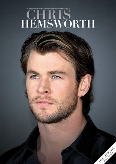 chris hemsworth calendars ukposterseuroposters