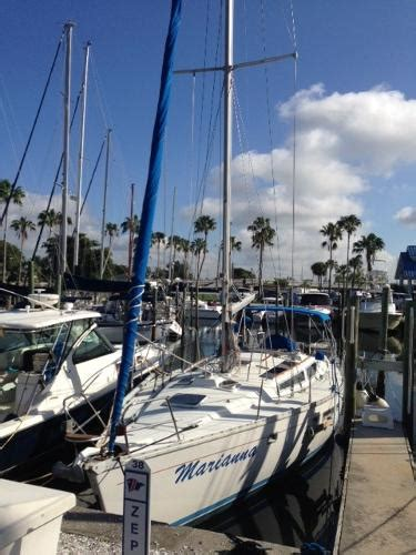 Boat Parts Palmetto Fl by 1989 Jeanneau 12 5 Voyager Palmetto Florida Boats