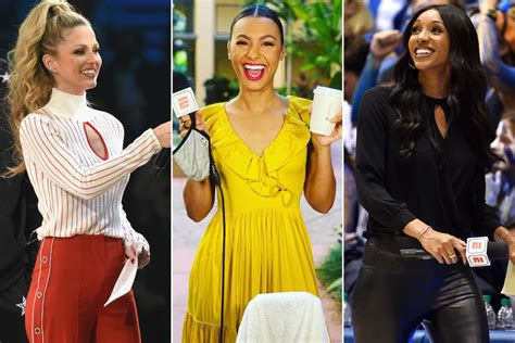 ESPN's Maria Taylor and more stylish female sideline reporters