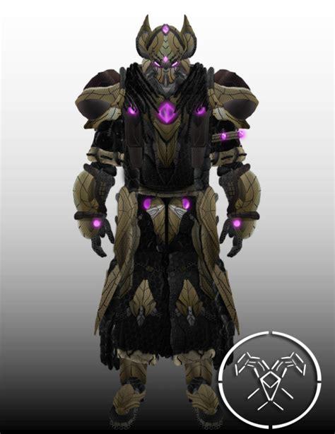 Akame Ga Kill Incursio Wallpaper Destiny Warlock Down Fall Dragon Armor By Hellmaster6492 On Deviantart
