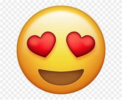 Emoji Heart Eyes Iphone Clipart Emojis Eye