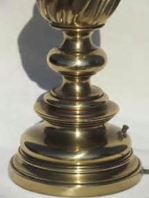 Stiffel Brass Ls Value by Vintage Stiffel Solid Brass Table L Three Way Stiffel