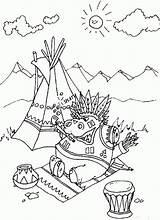 Coloring Pages Native Indian Americans Colorear Americanos Indios Isaac Para Wells Fun Digs American Plantillas Coloringpages1001 Indiaan Cool Indio Template sketch template