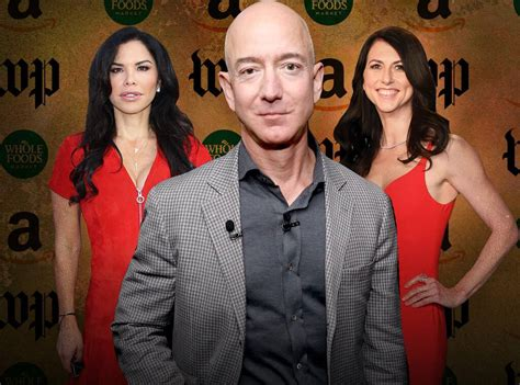 Inside Jeff Bezos' Mysterious Private World: A Dating Flow ...