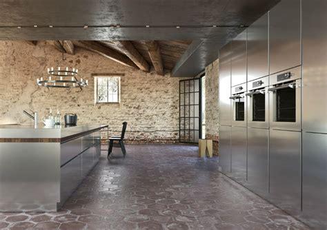 Möbel komplett aus Edelstahl KüchenplanerMagazin