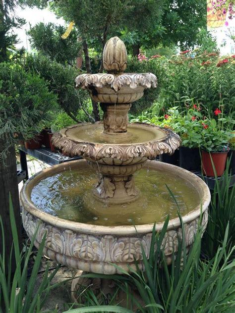 Backyard Fountain Ideas