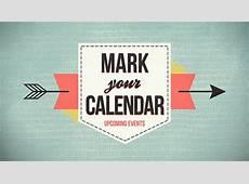 Mark Your Calendar On Common Ground News 247 local news