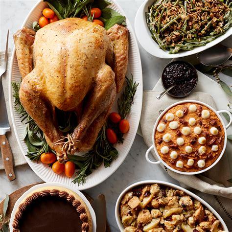 premium turkey dinner hickory farms