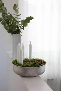 Mit Moos Basteln : dekoration ~ Whattoseeinmadrid.com Haus und Dekorationen
