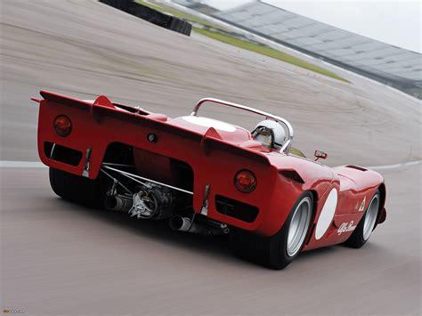 Alfa Romeo Tipo 33/3 Sebring (1969–1971) images (2048x1536)