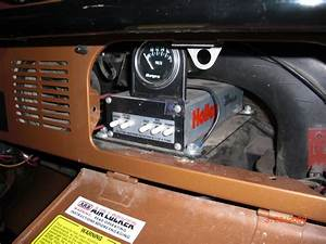 Holley Truck Avenger Carburetor Install