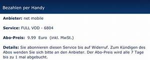 O2 Rechnung Hotline : drittanbietersperre gegen abo falle 7mobile smartphone news ~ Themetempest.com Abrechnung