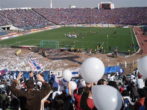 ℗ 2019 universal music italia srl. Estadio de la Universidad de Chile - Wikipedia, la enciclopedia libre
