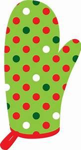 CHRISTMAS OVEN MITT CLIP ART | CLIP ART - CHRISTMAS 1 ...