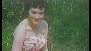 1950s Color Fashion Film - Ireland 1953 - YouTube