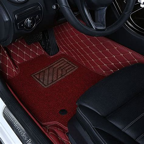 worth mats custom fit double layer full coverage floor mat