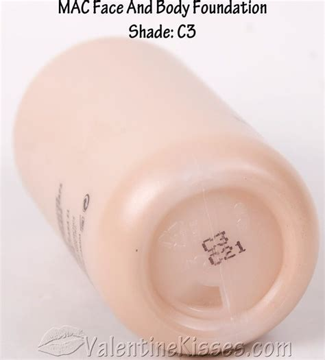 mac face  body foundation reviews  ingredients