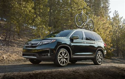 2020 Honda Pilot Release Date by 2020 Honda Pilot Redesign Release Date Changes Colors