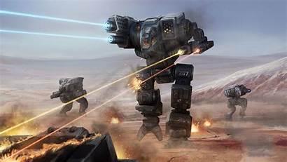Mech Battle Battletech 4k Wallpapertag