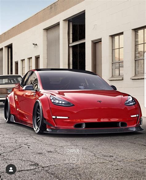 40+ Tesla 3 Body Mods Images