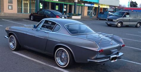 volvo  coupe  gray  sale volvo p volvo