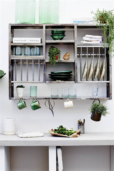 mighty stainless steel plate rack  stovold pogue notonthehighstreetcom