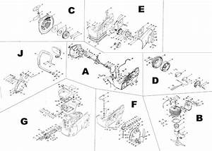 Stihl 029 Chainsaw Parts Diagram