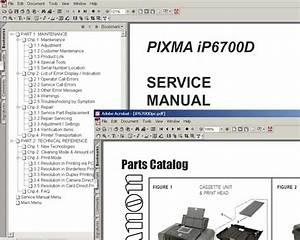 Catalog Service Manual